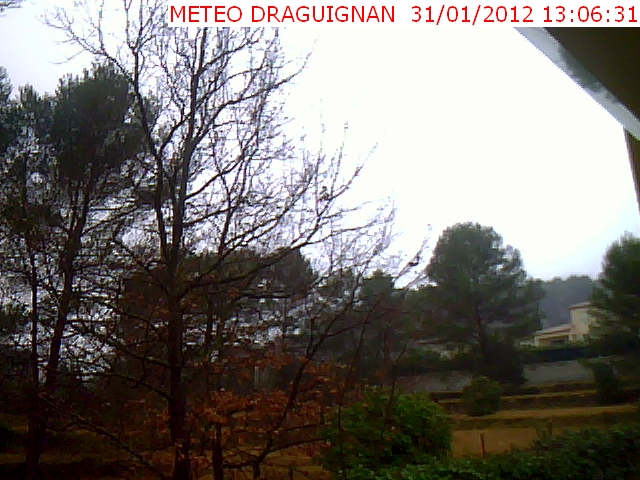 webcam de Draguignan
